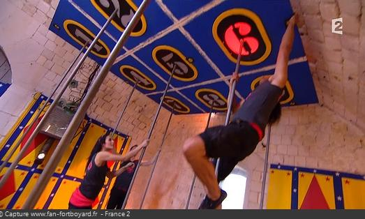 Fort Boyard - Perches (2012-2014)
