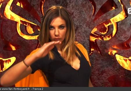 Fort Boyard - Ariane La Spartiate en 2015