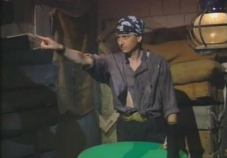 Fort Boyard - Magicien en 1990