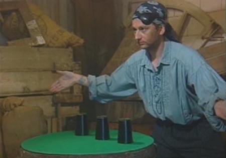 Fort Boyard - Magicien en 1993