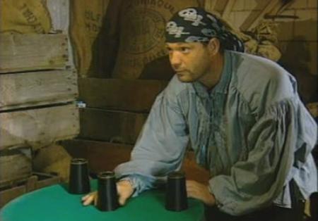 Fort Boyard - Magicien en 1994