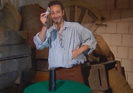 Fort Boyard - Magicien en 1996