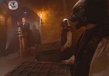 Fort Boyard - Maîtres du Temps en 2002