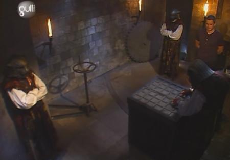 Fort Boyard - Maîtres des Ténèbres en 2007