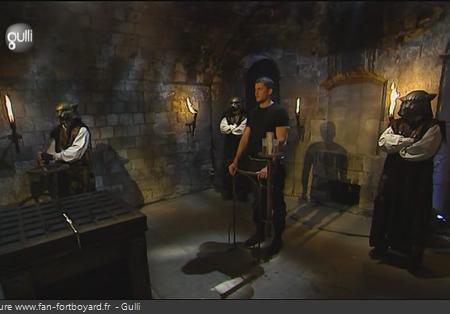 Fort Boyard - Maîtres des Ténèbres en 2008