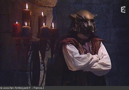 Fort Boyard - Maîtres des Ténèbres en 2009