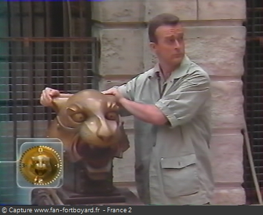 Fort Boyard - Major en 1998