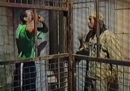 Les Clés de Fort Boyard - Prisonniers en 1990