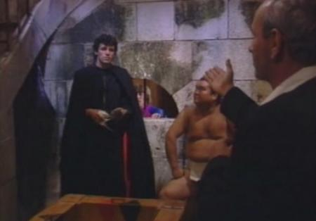 Fort Boyard - Ratman en 1992