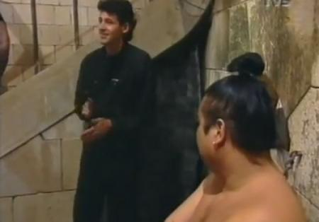 Fort Boyard - Ratman en 1993