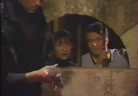 Fort Boyard - Ratman en 1995