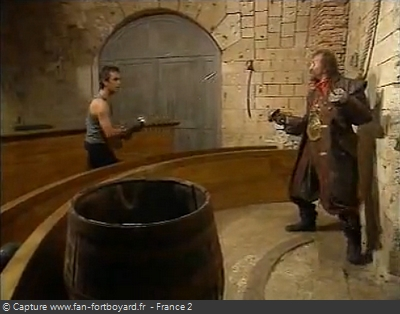 Fort Boyard - Pirate