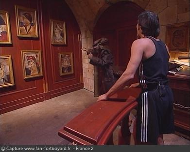 Fort Boyard - Poignards (1996-1997)