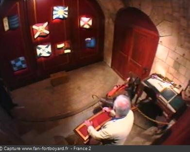 Fort Boyard - Poignards (1998-1999)