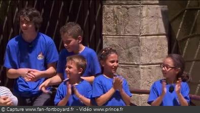 Fort Boyard 2013 - Equipe Prince 2