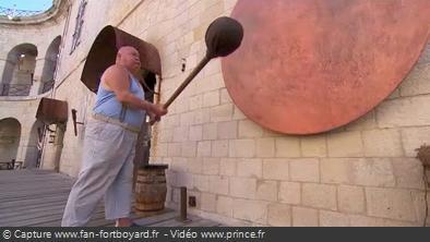 Fort Boyard Prince 2013 - La Boule