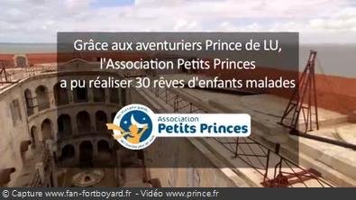 Fort Boyard Prince 2012 : Résultat