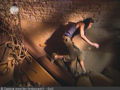 Fort Boyard : Cachots de 2005