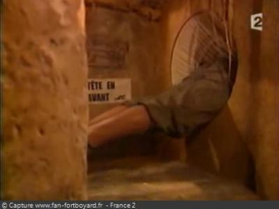 Fort Boyard : Cachots de 2006