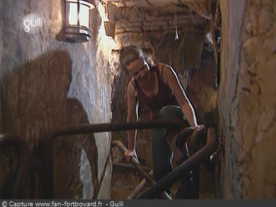 Fort Boyard : Geôles de 2007 et 2008