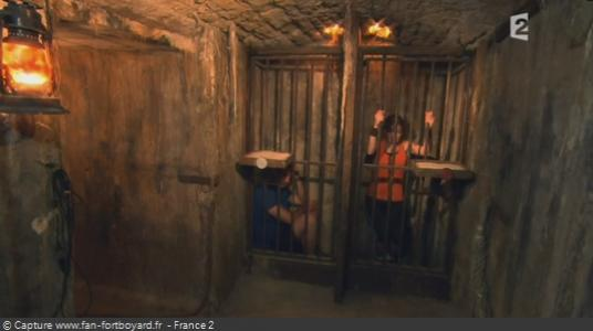 Fort Boyard : Prisons de 2010