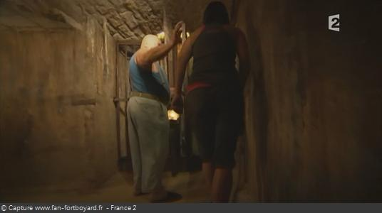 Fort Boyard : Prisons de 2011