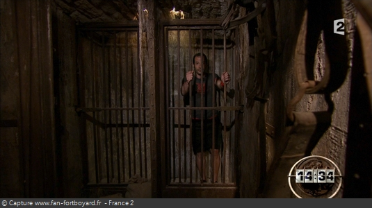 Fort Boyard : Prisons de 2014 à 2016