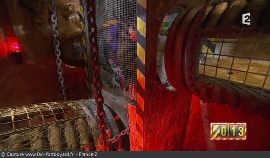 Fort Boyard : Grande Evasion en 2015 (Tuyaux)