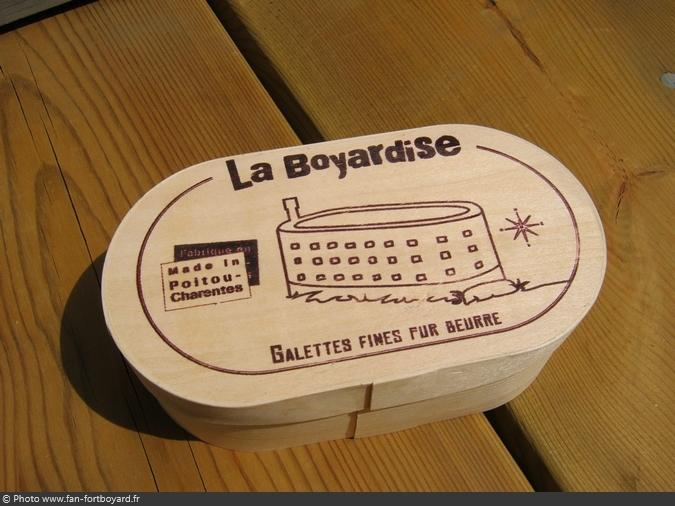 Aliment - Biscuits La Boyardise (2005)