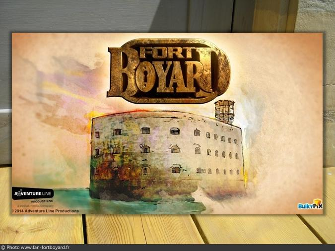 Jeu application smartphones et tablettes - Fort Boyard (2012)