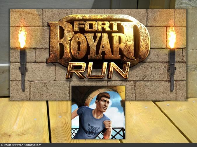 Jeu application smartphones et tablettes - Fort Boyard Run (2016)