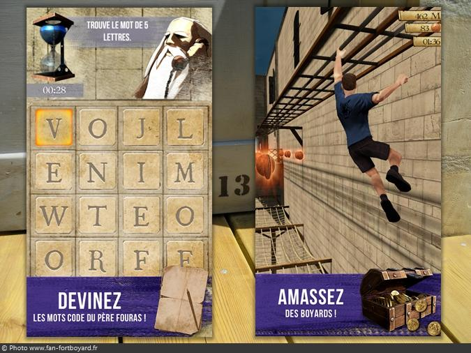 Jeu Application Smartphones Et Tablettes Fort Boyard Run 2016