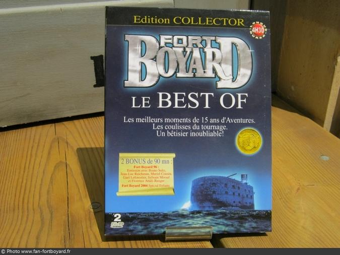 DVD - Fort Boyard le best-of des 15 ans (2005)