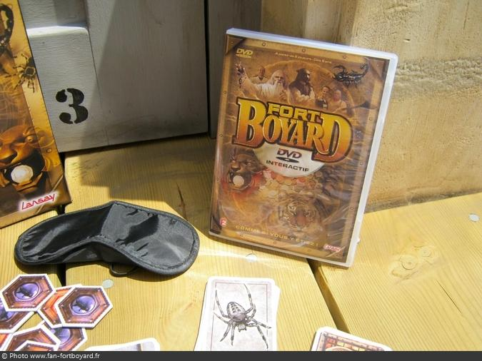 DVD - Fort Boyard Interactif (2008)
