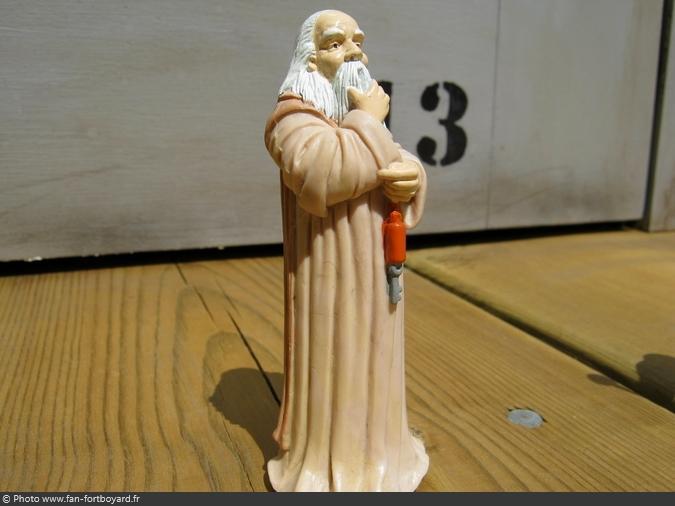 Figurines et gadgets - Collection de Flunch (2001)