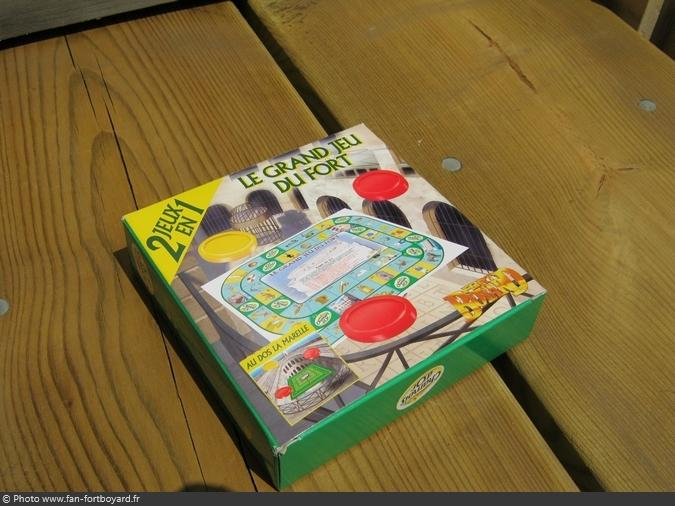 Jeu miniature - Fort Boyard 2 jeux en 1 (2003)