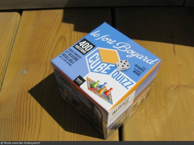 Jeu miniature - Fort Boyard Cube (2016)