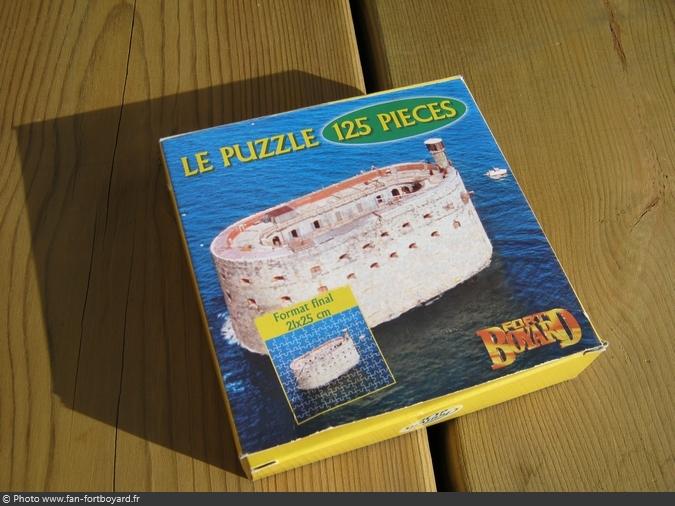 Exceptionnel Jeu miniature - Puzzle Fort Boyard (2003) TE73
