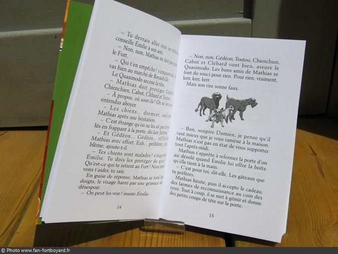 Livre-fiction - Le secret de Fort Boyard de A. Surget (2015)