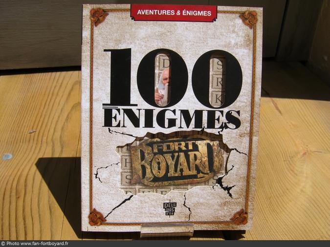 Livre-jeu - 100 énigmes Fort Boyard (2011)