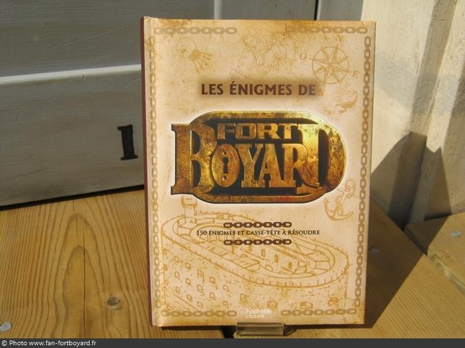 Livre-jeu - Les énigmes de Fort Boyard (2013)