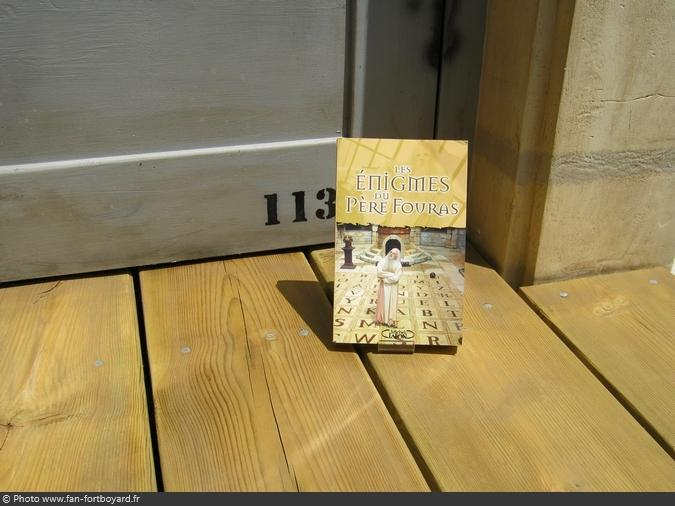 Livre-jeu - Les énigmes du Père Fouras (2002)