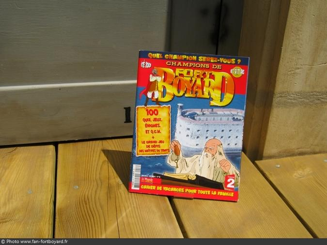 Magazine - Champions de Fort Boyard n°2 (2009)