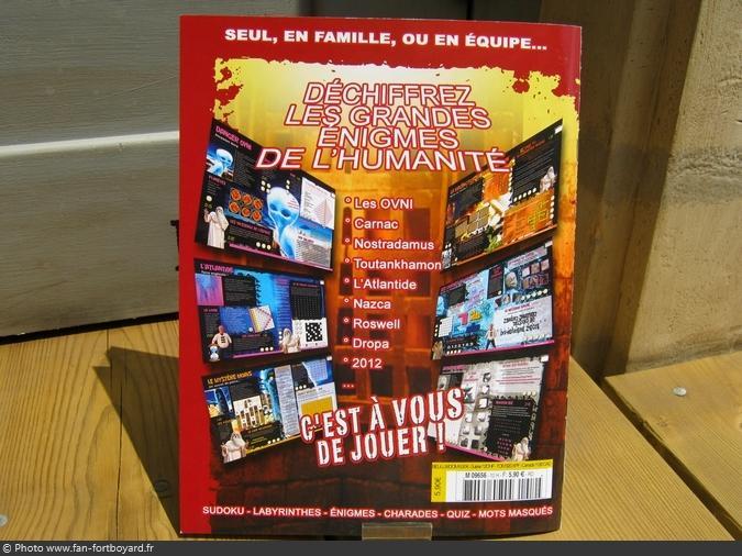 Magazine - Champions de Fort Boyard n°3 (2010)
