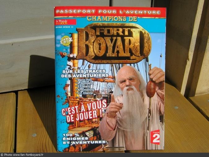 Magazine - Champions de Fort Boyard n°4 (2010)