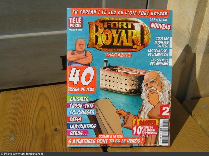 Magazine - Fort Boyard Magazine n°1 (2013)
