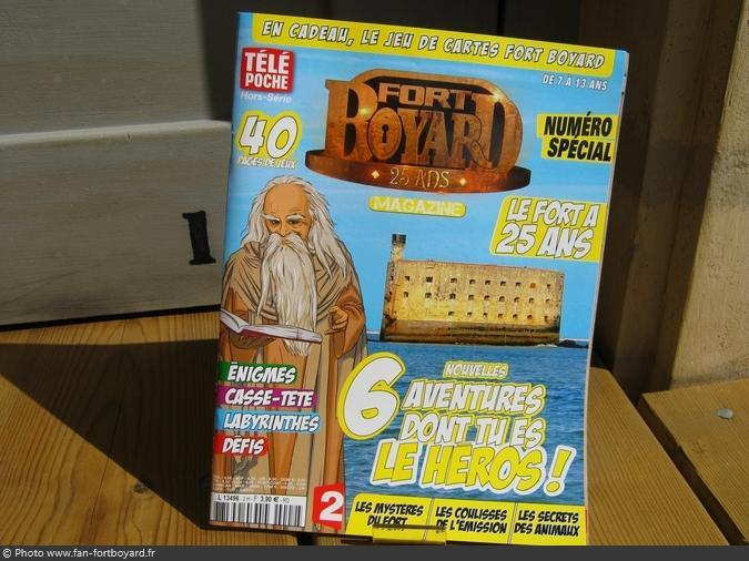 Magazine - Fort Boyard Magazine n°2 (2014)