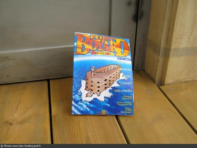 Magazine - Fort Boyard officiel n°1 (1997)