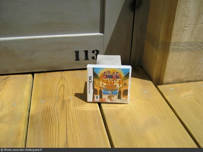 Jeu Nintendo DS - Fort Boyard, adresse et de rapidité (2009)