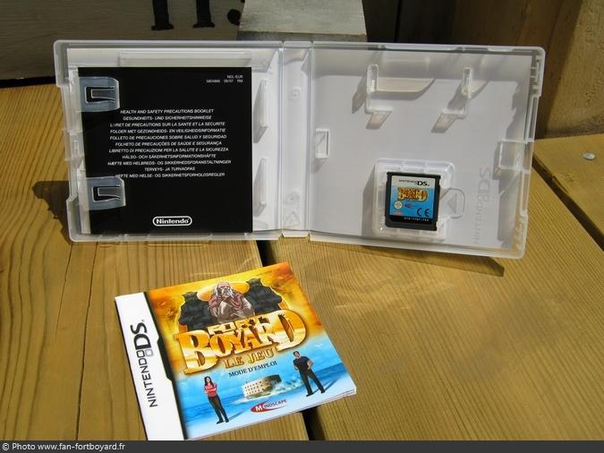 Jeu Nintendo DS - Fort Boyard Le Jeu (2007)